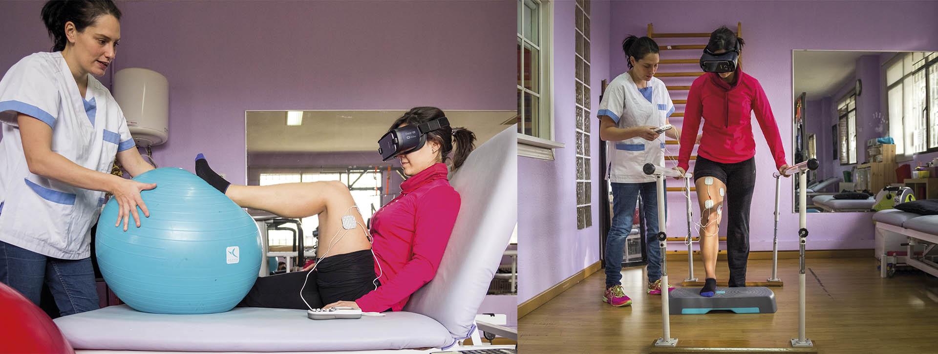 tratamiento con realidad virtual