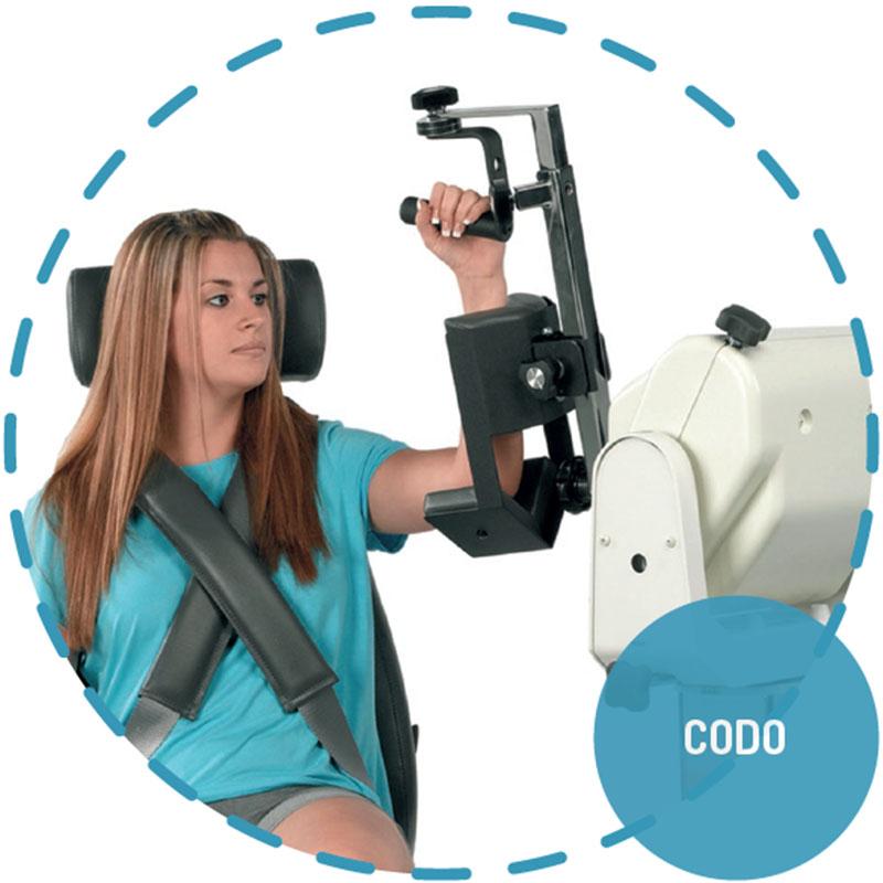 medicina robótica para dolores de codo