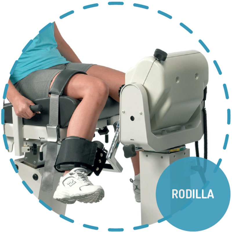 medicina robótica para problemas de rodilla