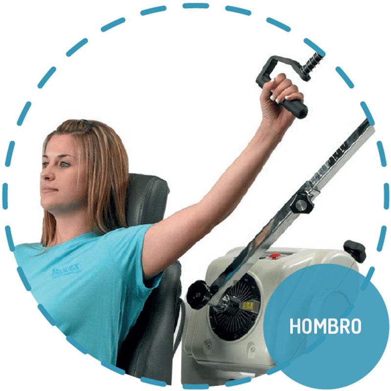 medicina robótica para problemas en el codo